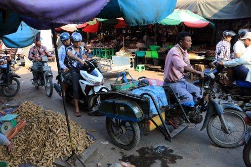 Dans le marché de Jade à Mandalay - l'autre ailleurs au Myanmar (Birmanie) et Thaïlande, une autre idée du voyage