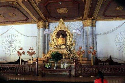 King Mindon's House à Mandalay - l'autre ailleurs au Myanmar (Birmanie) et Thaïlande, une autre idée du voyage