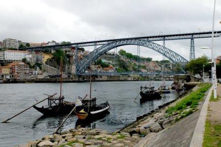 Pont Dom-Luís à Porto- l'autre ailleurs à Porto, une autre idée du voyage