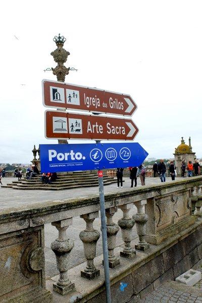 Porto- l'autre ailleurs à Porto, une autre idée du voyage