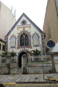 église - l'autre ailleurs à Porto, une autre idée du voyage