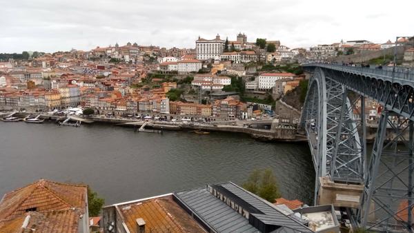 - l'autre ailleurs à Porto, une autre idée du voyage