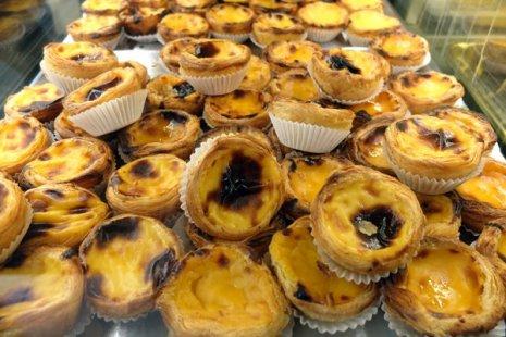 Pasteis de natas à la padeirinha doce - l'autre ailleurs à Porto, une autre idée du voyage
