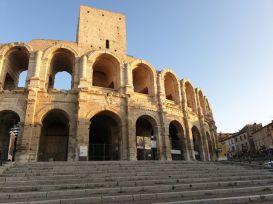 les arènes d'Arles (été 2019) - l'autre ailleurs, une autre idée du voyage