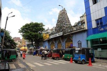 temple hindou : the new Kathiseran Temple - l'autre ailleurs au Sri-Lanka, une autre idée du voyage
