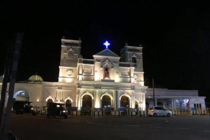 St Anthony's church - l'autre ailleurs au Sri-Lanka, une autre idée du voyage