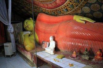 en bas du roc Pidurangala à Sigyria - l'autre ailleurs au Sri-Lanka, une autre idée du voyage