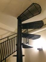 """mais où va donc l'escalier ? Dans l'hôtel """"Secret Garden Fort"""" - l'autre ailleurs au Sri-Lanka, une autre idée du voyage"""