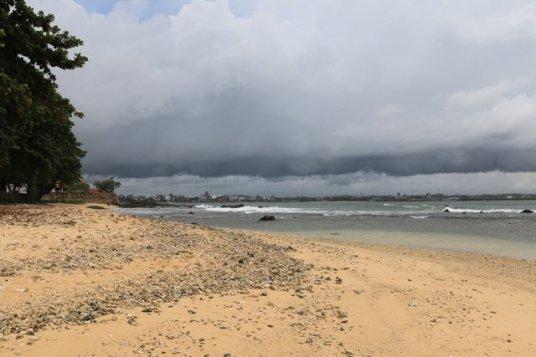 plage dans la partie de la vieille ville de Galle - l'autre ailleurs au Sri-Lanka, une autre idée du voyage