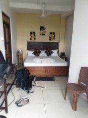 la chambre dans mon hôtel à Kandy - l'autre ailleurs au Sri-Lanka, une autre idée du voyage