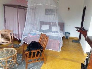 ma chambre d'hôtel à Ella - l'autre ailleurs au Sri-Lanka, une autre idée du voyage