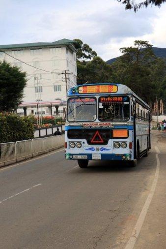 dans les rue de Nuwara Elyia - l'autre ailleurs au Sri-Lanka, une autre idée du voyage
