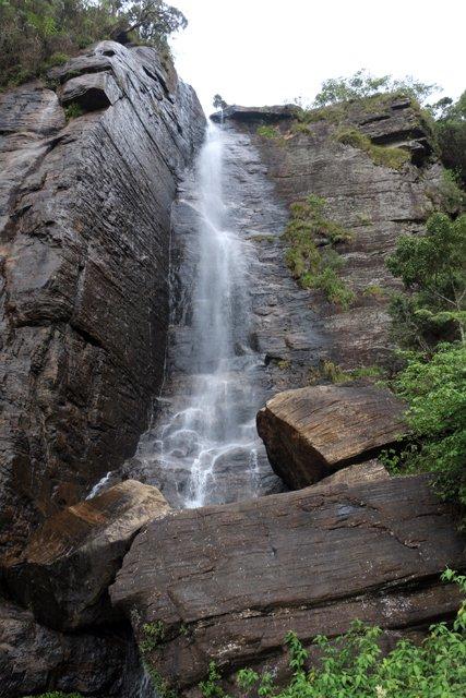 Lover's leap Waterfall, près de Nuwara Elyia - l'autre ailleurs au Sri-Lanka, une autre idée du voyage