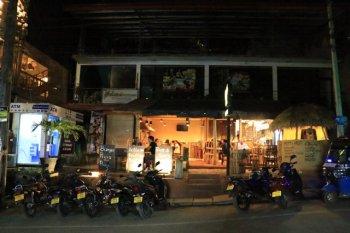 Elle le soir, restaurant pour touristes - l'autre ailleurs au Sri-Lanka, une autre idée du voyage