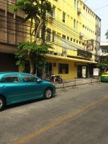 l'hôtel Santo House à Bangkok - l'autre ailleurs au Myanmar (Birmanie) et Thaïlande, une autre idée du voyage