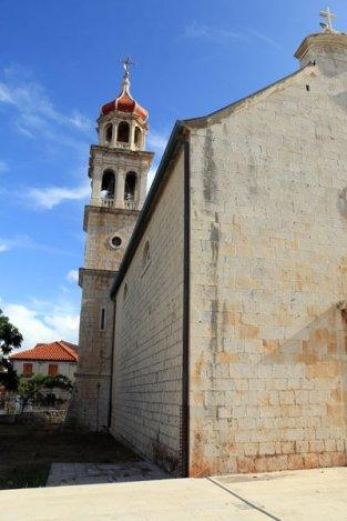 pas très loin Supetar sur l'île de Brač - l'autre ailleurs en Croatie, une autre idée du voyage