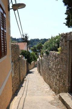 ruelle à Cavtat - l'autre ailleurs en Croatie, une autre idée du voyage