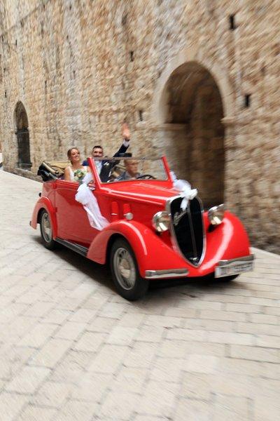 mariage dans la vieille ville de Dubrovnik - l'autre ailleurs en Croatie, une autre idée du voyage