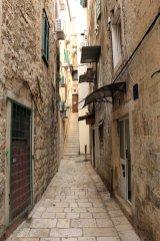 dans la rue à Split - l'autre ailleurs en Croatie, une autre idée du voyage