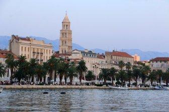 le port de Split - l'autre ailleurs en Croatie, une autre idée du voyage
