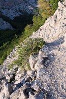 ça grimpe bien dans le parc national de Paklenica - l'autre ailleurs en Croatie, une autre idée du voyage