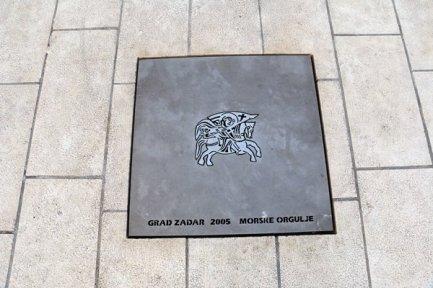 l'orgue maritime à Zadar - l'autre ailleurs en Croatie, une autre idée du voyage