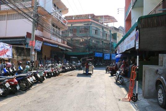 près du marché woworot à Chiang Mai - l'autre ailleurs au Myanmar (Birmanie) et Thaïlande, une autre idée du voyage