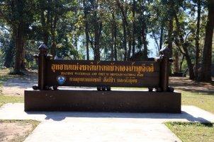 Beatong Waterfall et la fontaine Chet Si à un peu moins de 50 Kms de Chiang Mai - l'autre ailleurs au Myanmar (Birmanie) et Thaïlande, une autre idée du voyage