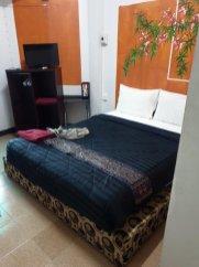 ma chambre au Born Guest House à Chiang Mai - l'autre ailleurs au Myanmar (Birmanie) et Thaïlande, une autre idée du voyage