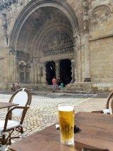 Moissac, première étape et premières gorgées de bière bien méritées - l'autre ailleurs en Vélo, une autre idée du voyage (www.autre-ailleurs.fr)