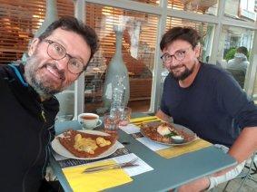 Une bonne galette avec Vivien à Auray (56) - l'autre ailleurs en Vélo, une autre idée du voyage (www.autre-ailleurs.fr)