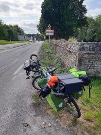 j'arrive à Quimperlé (29) - l'autre ailleurs en Vélo, une autre idée du voyage (www.autre-ailleurs.fr)