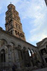 le péristyle (Split) - l'autre ailleurs en Croatie, une autre idée du voyage