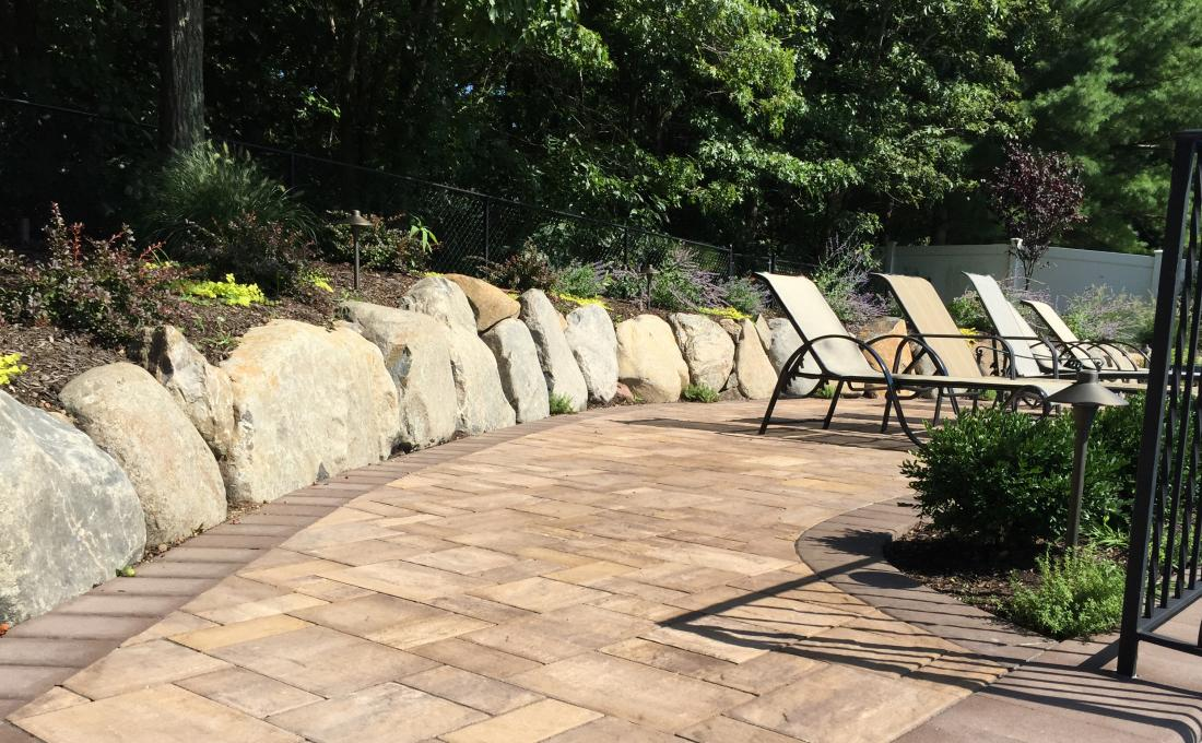 Rock Landscape Design