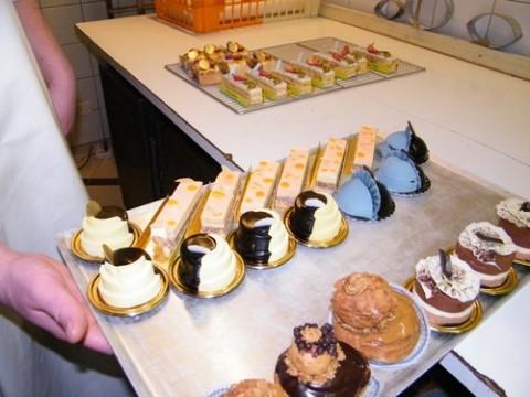 Pâtisserie et boulangerie, Didier Vaille