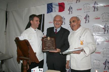 Yann galon, Pierre Charasse, Louis-Bernard Puech