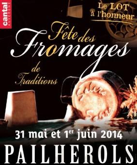 Fête des fromages Pailherols 2014