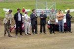 Inauguration du circuit de l'autocross de Saint Martin Valmeroux dans le Cantal