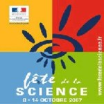 Portes ouvertes à Météo France Aurillac, Cantal, pendant la fête de la science