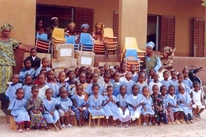 Ecole Bougouni, Mali, aide Aurillac, Arpajon sur cère, Cantal, Auvergne