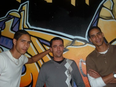 ADN, groupe de Hip Hop d'Aurillac, Cantal