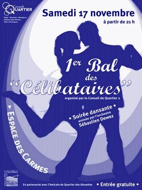 Bal des Célibataires à Aurillac, Cantal