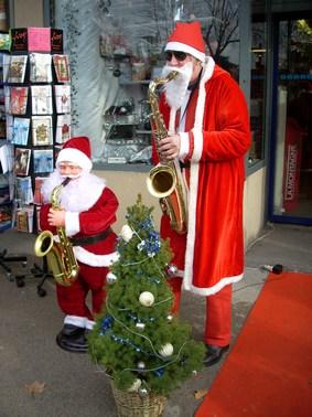 Père Noel, Aurillac, Cantal
