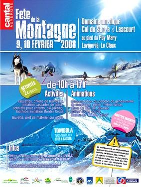 Fêtes de la montagne, office de tourisme de Riom es Montagne