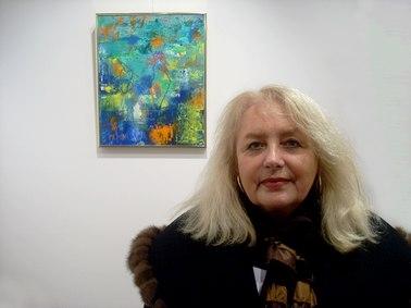 Marie France Busset, peintre
