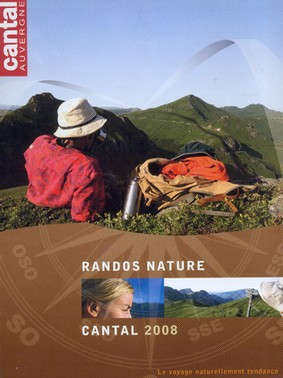 Carte randos Cantal
