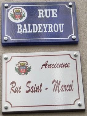 Rue Aurillac