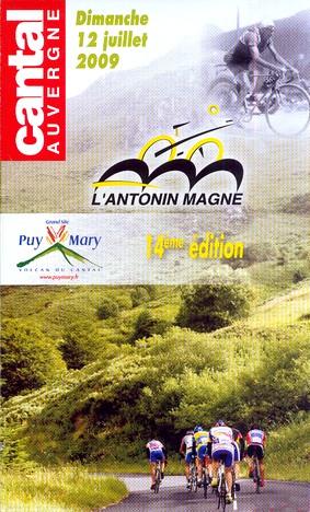 Antonin Magne, Cantal