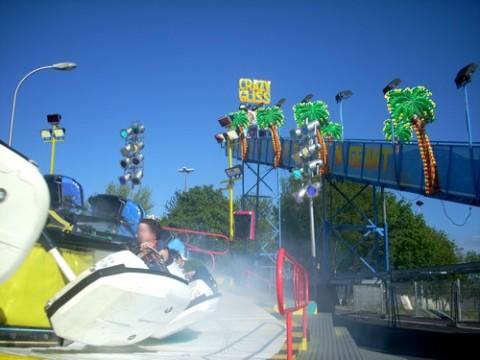 fête de la St Urbain Aurillac 2009, de nouvelles attractions