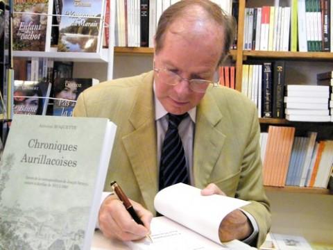 Antoine Roquette, Chroniques Aurillacoises